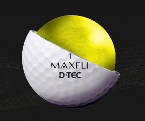 [球具新品]高球虽小肝胆俱全Maxfli新款球系列
