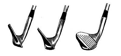 高尔夫短打秘笈第一篇第二章短打宝刀之切杆篇