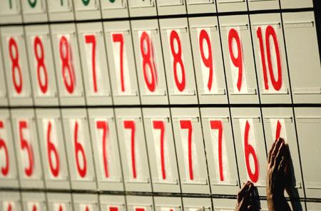 图文-ADT锦标赛第三轮激战积分榜反映最新战况
