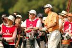 图文-香港高尔夫赛西蒙尼斯夺冠西罗特击球