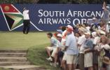 图文-南非航空公开赛德班落幕主场球迷助阵冠军