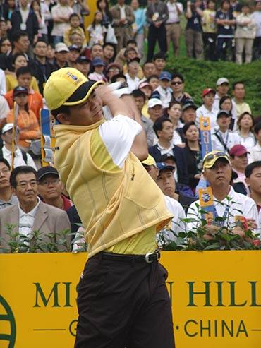 图文-第二届朝王杯第二轮小梁已成中国栋梁