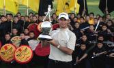 图文-JWC北京赛斯科特如愿夺冠澳洲小将如愿登顶