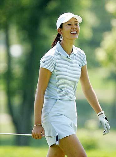 图文-LPGA麦当劳锦标赛前瞻韩裔球员魏圣美