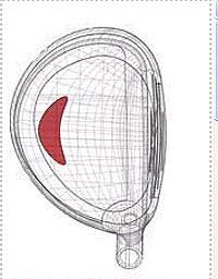 专利技术铸造精品杆AdamsRedlineRPM球道木