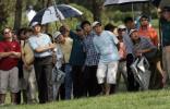 图文-大众大师赛第四轮古森北京的球迷很多
