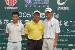 图文-业巡赛长沙站第三轮男子冠军有利争夺者