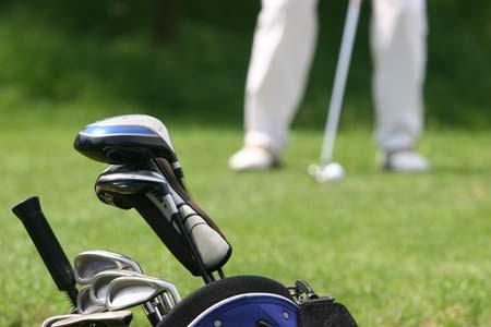 图文-精品高尔夫名人赛好装备才有好发挥