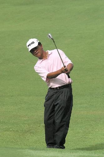 台湾名人赛本土选手占优林文堂盼望亚巡赛冠军