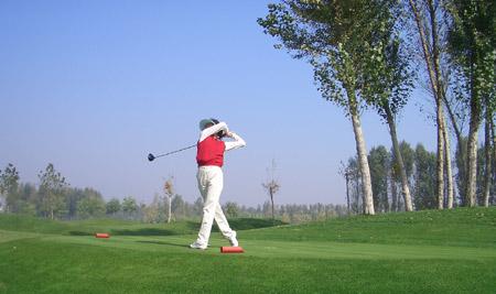 图文-FGT巡回赛北京尧上站万绿丛中一点红