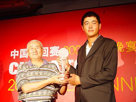 图文-中巡赛元年海南圆满落幕李超获最低杆数奖