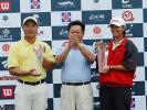 图文-中国业余巡回赛总决赛为年度总冠军颁奖