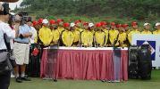 图文-中国业余巡回赛总决赛颁奖仪式即将开始