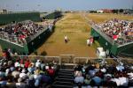 图文-英国公开赛第三轮花絮观众人数创下记录