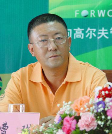 图文-第11家球会加盟FGT尧上球会总经理曹琳