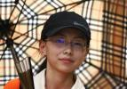 图文-中巡赛上海站次轮战况小姑娘还是怕晒