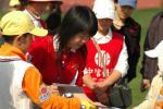 图文-中信银行青少年赛华北预选赛工作人员