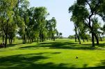 图文-北京京华高尔夫球场第15洞4杆洞458码