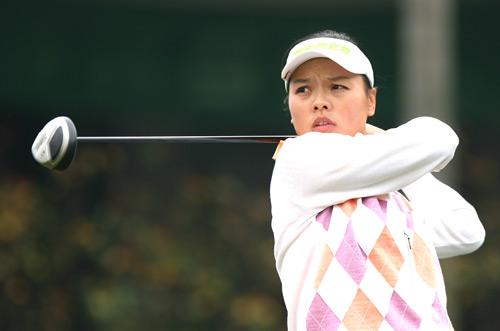 图文-美的女子精英赛决赛轮红梅复出状态不俗