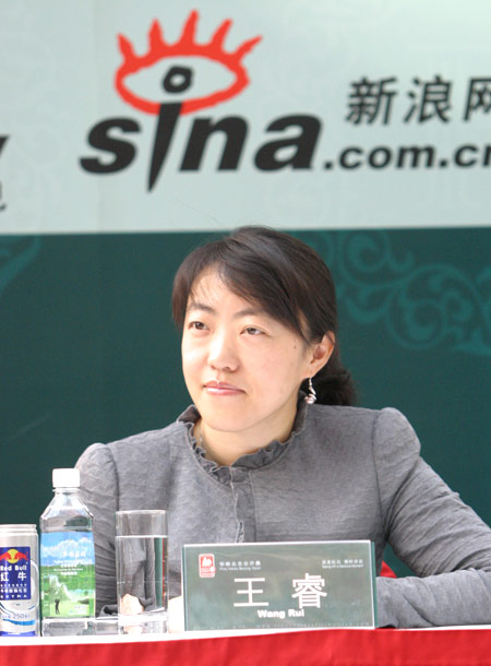 图文-华彬北京公开赛即将举行 红牛公司王睿总经理