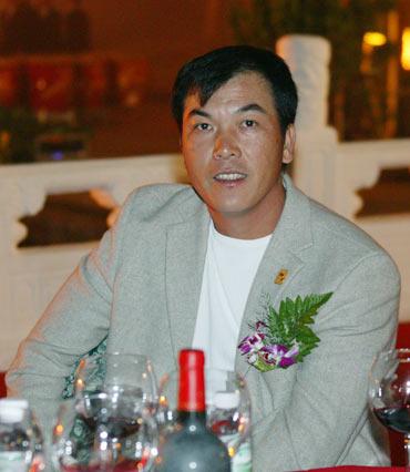 华彬北京公开赛配对赛晚宴张连伟出席晚宴