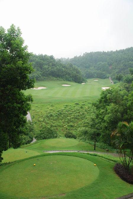图文-golflife差点巡回赛九龙山站九龙山球会