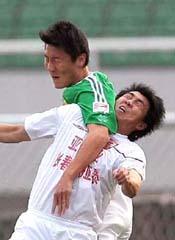 杜文辉点球助己队得分国安1-0亚泰保住争亚资格