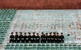 图文-中超第9轮补赛天津1-0实德武警战士难得看场球