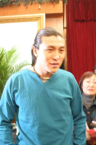 图文-张玉宁举行媒体见面会所有的都结束了