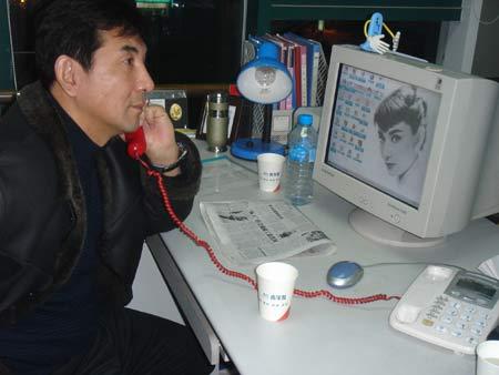 图文-马林畅谈中国足球辛苦工作一切只为力帆