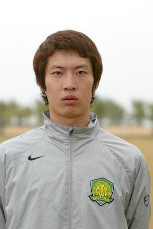 资料图片-中超北京现代队队员照片守门员杨世卓