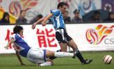 图文-[中超]重庆0-4实德潘塔遭遇重庆队背后偷袭