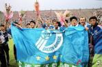 图文-大连足球12年8冠经典瞬间那时徐弘还很年轻