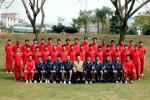 图文-2007中超诸强全家福厦门蓝狮07赛季全家福