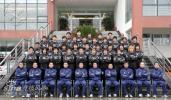 图文-2007中超诸强全家福武汉光谷07赛季全家福