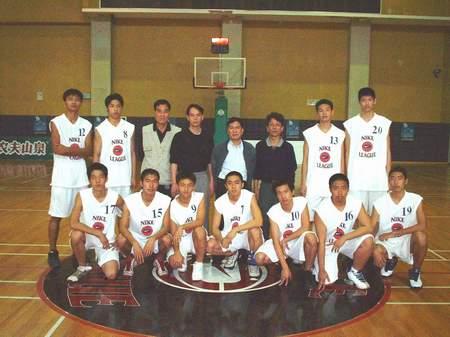 高中-NIKE篮球广州图文四强赛广州一中全家福国外不去赛区考怎么图片