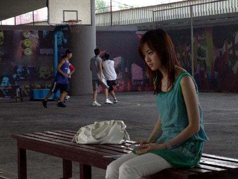 《篮球部落》人物分析可爱的近乎完美的罗敏敏