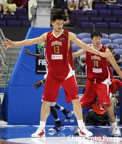 徐济成:中国篮球喜大于忧08突破必须打好小组赛
