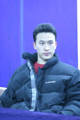 图文-中韩男篮明星赛中国告负金胜铉舍我其谁
