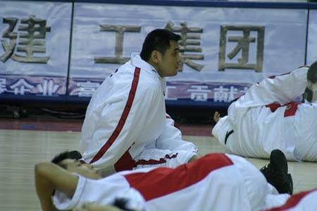 图文-中韩对抗赛次回合一触即发刘玉栋平静待敌