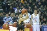 图文-中韩对抗赛再决三分王申基成蓄势待发