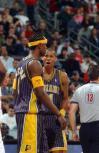 图文-[NBA]步行者94-81活塞米勒对杰克逊大吼
