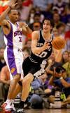 图文-[NBA]马刺101-95太阳吉诺比利这回盯上了谁?