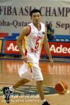 图文-中国男篮86比53战胜日本刘炜准备启动