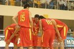 图文-亚锦赛中国男篮87-73黎巴嫩战时临时会议