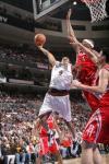 图文-[NBA]火箭87-81胜76人将扣篮进行到底