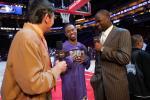 图文-NBA全明星新秀挑战赛福特成为焦点有些不习惯