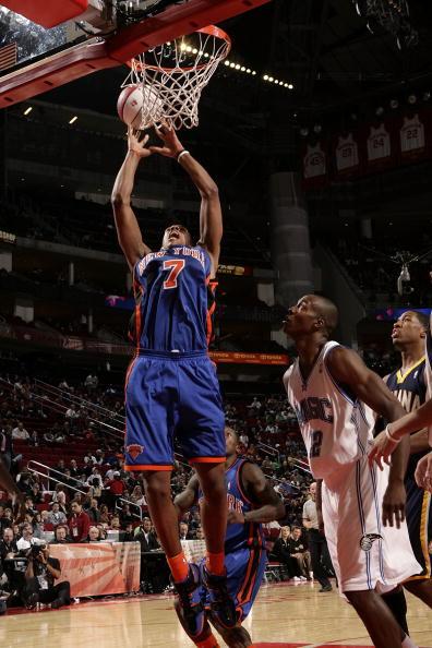 图文-NBA全明星新秀挑战赛弗莱飞身上篮旱地拔葱