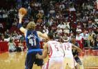 图文-[NBA]小牛95-81胜火箭诺天王表现让人叹服