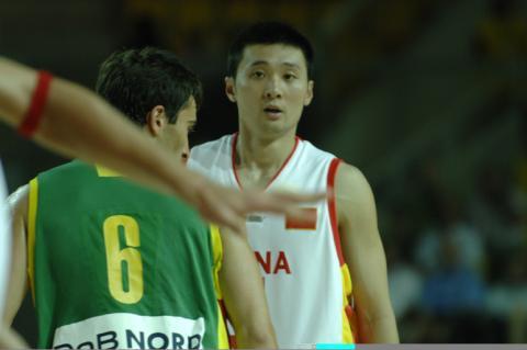 中国男篮75比96立陶宛刘炜组织